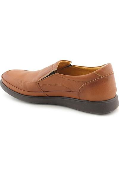 Meros 302 Deri İç Dış Anatomik Erkek Ayakkabı