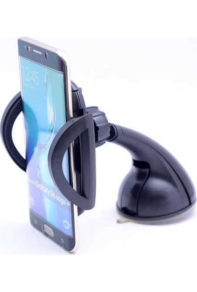 Lopard Araç Telefon Tutucu Cama Yapışan Vantuzlu Oto Tutacak