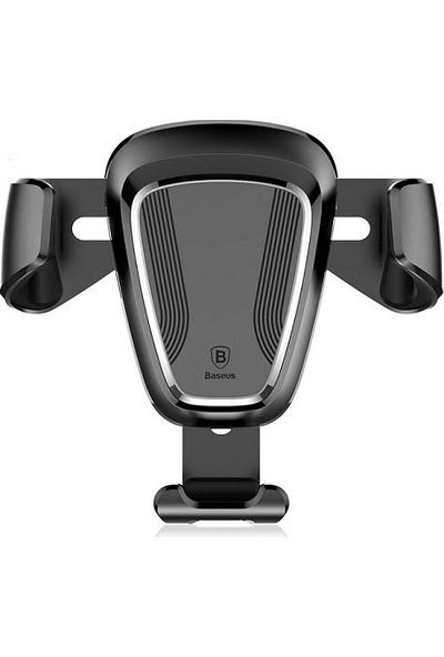 Lopard Baseus Gravity Araç İçi Telefon Tutucu Tüm Telefonlara Uyum Siyah