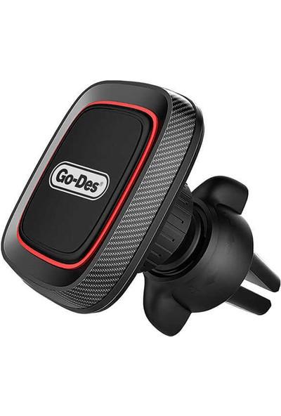 Lopard Manyetik Araç Telefon Tutucu Havalandırma Tipi Go Des GD-HD611
