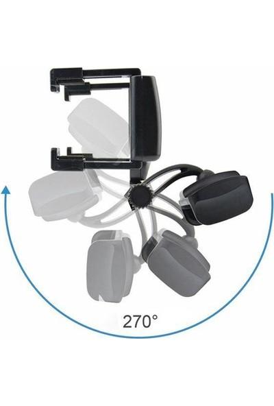 Lopard Universal Araç İçi Telefon Navigasyon Tutucu Dikiz Ayna Tutacağı