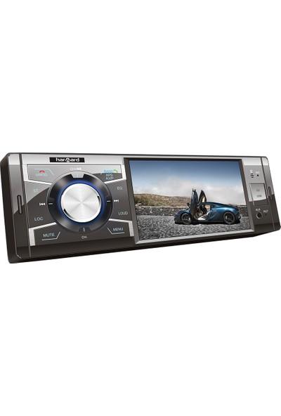 Harward HR-4000 Lcd Ekranlı Oto Teyp
