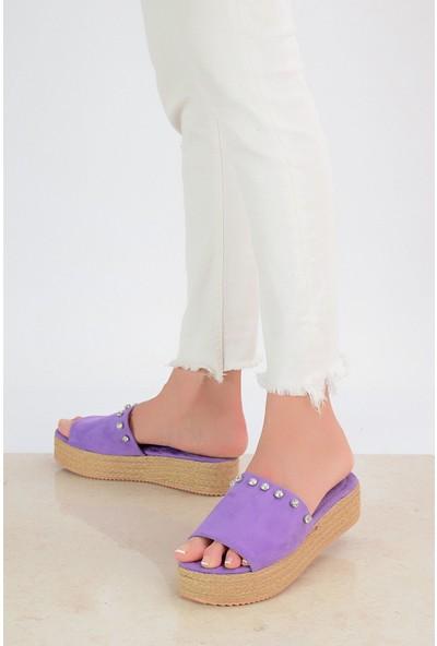 Shoes Time Kadın Terlik 19Y 1004