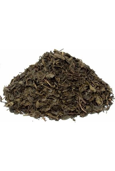 Lokman Aktar Yeşil Çay Tomurcuk Yeşilçay Doğal Bitki Çayı 100 gr