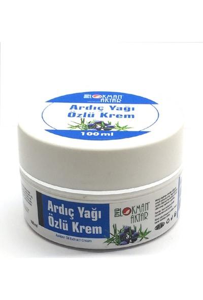 Lokman Aktar Ardıç Yağı Özlü Krem 100 ml.