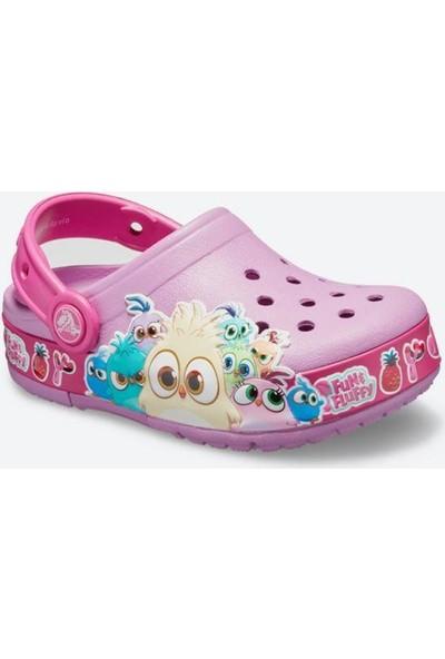 Crocs 205510-508 Hatchlings Ltbnd Clg Çocuk Bebek Sandalet Terlik