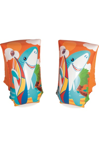 Bestway Köpek Balığı Desenli Kolluk