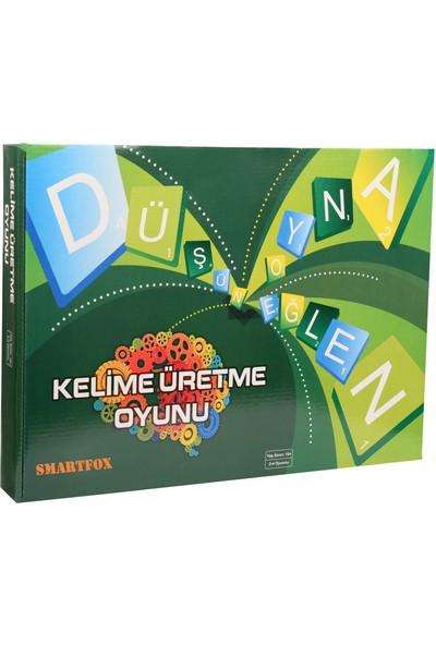 Webmoni Türkçe Kelime Üretme Oyunu Kelime Avı Yerli Scrabble