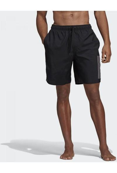 Adidas Dq3031 3S Swim Short Erkek Deniz Havuz Şort Mayo