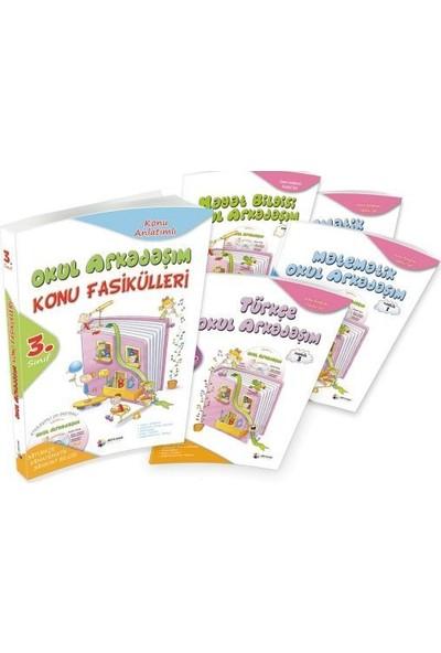 Dört Renk Yayınları 3. Sınıf Okul Arkadaşım Seti