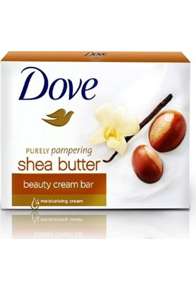 Dove Cream Bar Shea Butter 100 gr 12'li Set