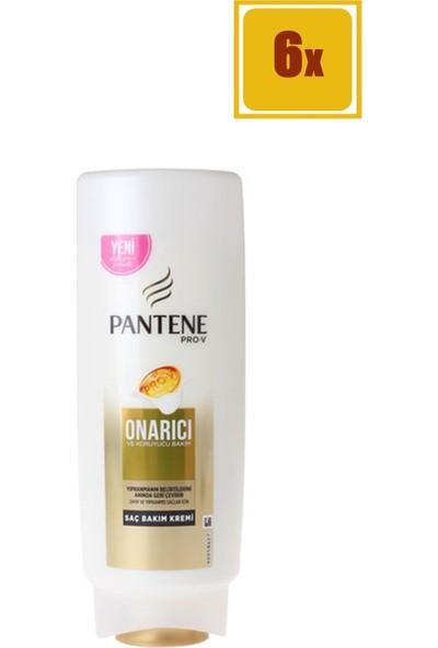 Pantene 470 ml Onarıcı Bakım Saç Kremi 6'lı Set