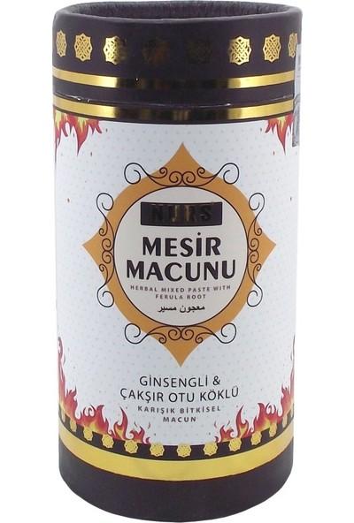 Nurs Mesir Macunu Ginseng & Çakşır Otu Köklü - 400 gr