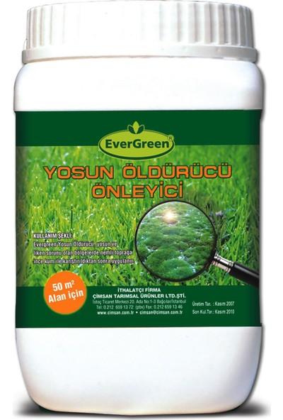 Evergreen Yosun Öldürücü Ve Önleyici Toz Gübre - 5,25 kg