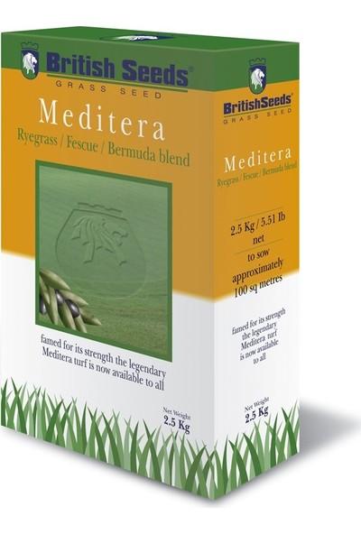 British Seeds Meditera (Ege-Akdeniz Çim Tohumu) 2,5 kg