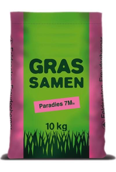 Grassamen, Paradies 7M (7'Li Karışım Çim Tohumu) 10Kg