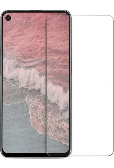 Ally Samsung Galaxy A60 Tempered Cam Ekran Koruyucu Şeffaf