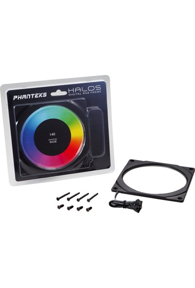 Phanteks Halos Rgb Fan Çerçevesi - 140MM
