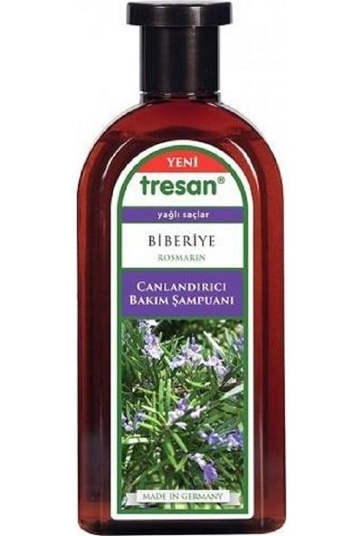 Tresan Biberiye Özlü Canlandırıcı 500 ml Şampuan 12'li Set