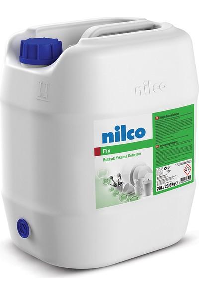 Nilco Fix Elde Bulaşık Yıkama Deterjanı 20 lt