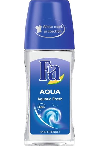 Fa Aqua Kadın 50 ml Roll On 6'lı Set