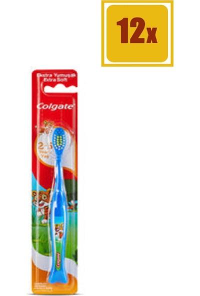Colgate Çocuk 2-5 Yaş Diş Fırçası 12'li Set