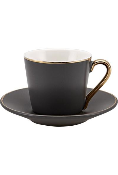 Karaca George 6 Kişilik Kahve Fincan Takımı