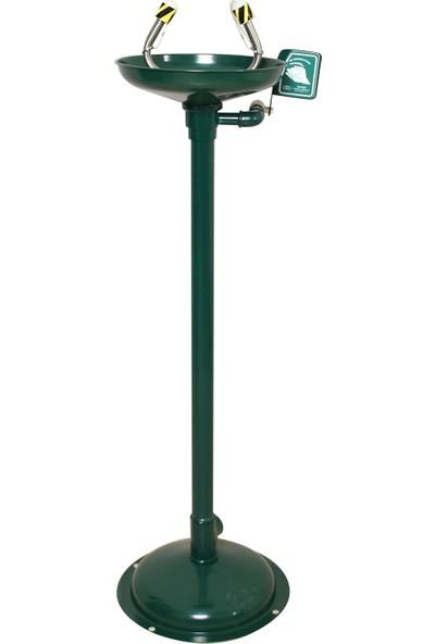 Naxoflex ODK1710-2C Göz Duşu Galvaniz Çelik Zemine Monte Fırın Boyalı