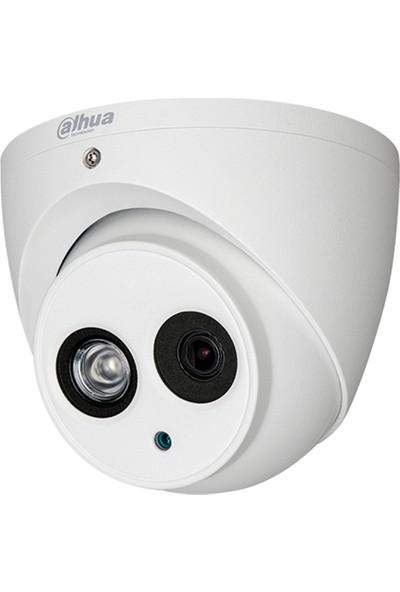 Dahua HAC-HDW1220EMP-A-360B 2mp Hdcvi Ir Eyeball Sesli Kamera