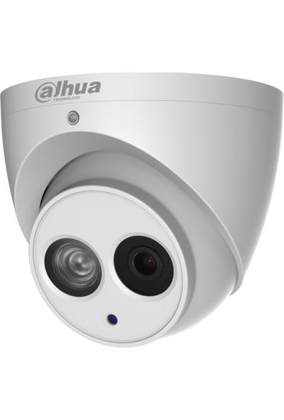 Dahua IPC-HDW4431EMP-ASE-0280B 4mp Ir Eyeball Network Sesli Ip Kamera
