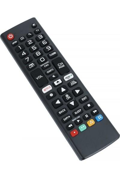 Lg Netflix Amazon Smart LED Tv Kumanda