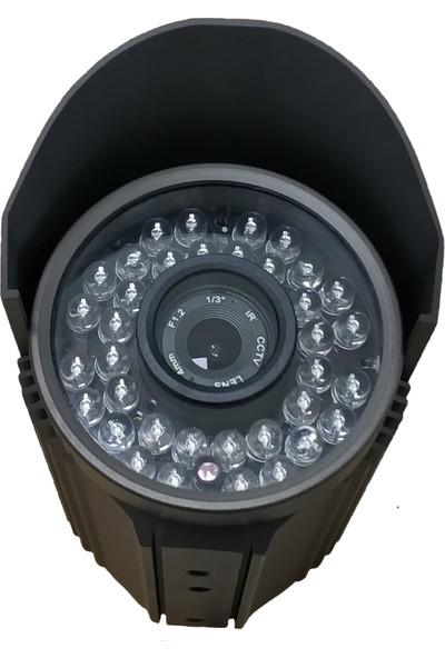 Primuscam Analog Güvenlik Kamera 700 Tvl Gece Görüşlü 42 Big LED