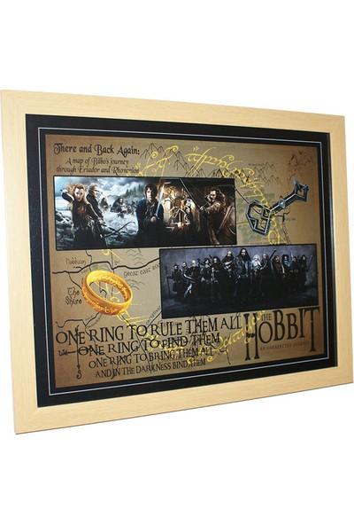 Sarpian Hobbit - Lord Of The Rings Çerçeve