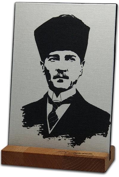 İstisna Mustafa Kemal Atatürk Masa Tablosu Serisi No:8