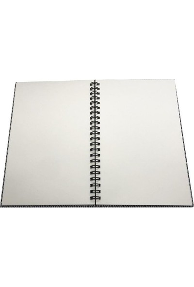İstisna Beyaz Eskiz Defteri Sketch Book A5 110Gr 50 Yaprak 1