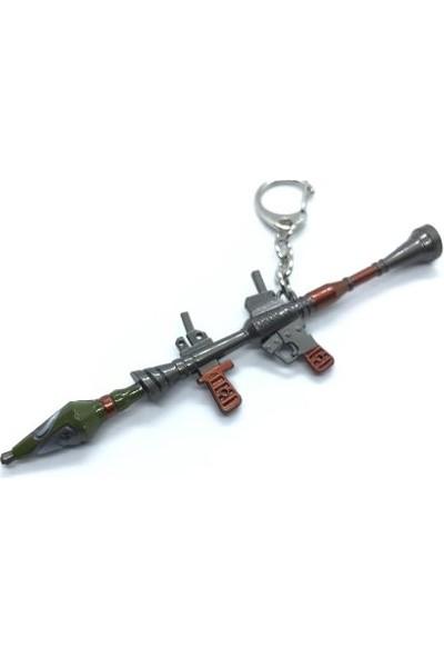 Gamerloot Fortnite Metal Bazooka Anahtarlık