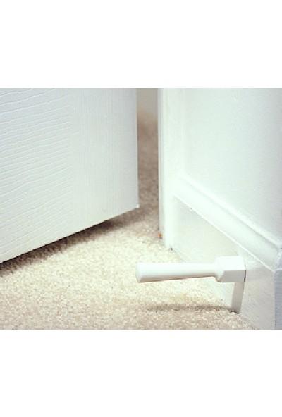 Mommy's Helper Plastik Kapı Tutucusu Beyaz
