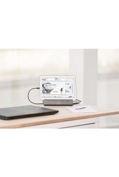 Legrand 3'lü Anahtarlı USB'li Telefon Tablet Standı