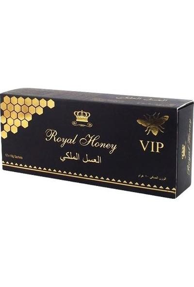 Royal Honey Epimedyumlu Macun Bal 12 Adet x 10 gr