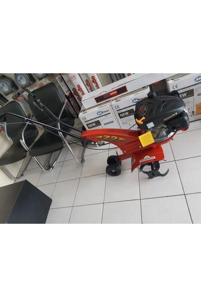 Loncin Eurosystem Z2 123Cc Benzinli Çapa Makinası