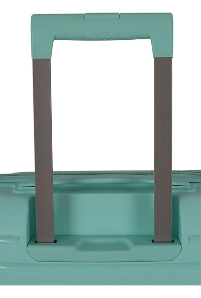 Ehs 10631 Abs Valiz Seti Su Yeşili