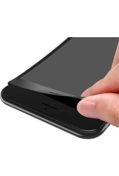 Monsterskin Apple iPhone 7 / 8 Pet 5D Full Kaplayan İnce Ultra Darbeye Dayanaklı Ekran Koruyucu