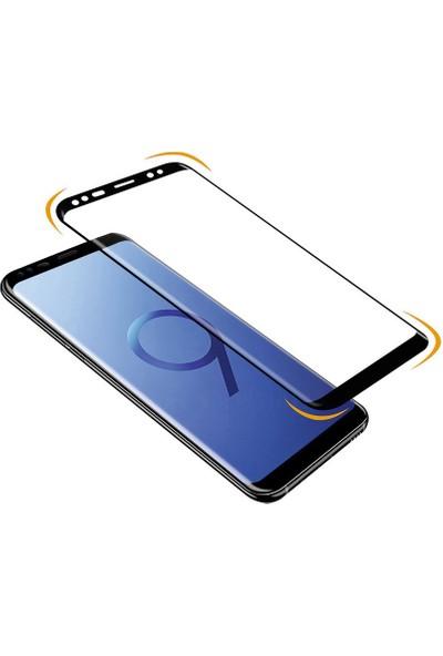 Monsterskin Samsung Galaxy Note 9 Pet 5D Full Kaplayan İnce Ultra Darbeye Dayanaklı Ekran Koruyucu