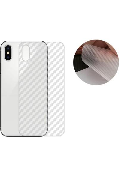 Monsterskin Apple iPhone XR Ön Arka Pet 5D Full Kaplayan İnce Ultra Darbeye Dayanaklı Ekran Koruyucu