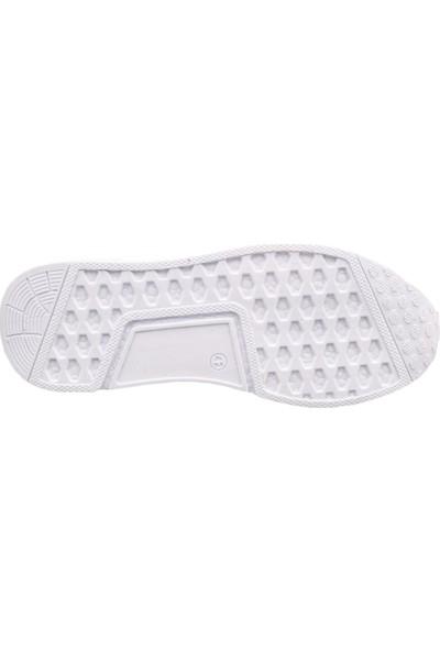 Dgn 2051 Erkek Tekstil Trend Spor Ayakkabı Lacivert