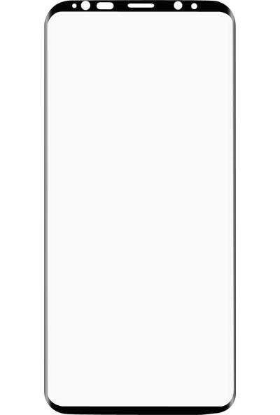 Monsterskin Samsung Galaxy S9 Ön Arka Pet 5D Full Kaplayan İnce Ultra Darbeye Dayanaklı Ekran Koruyucu