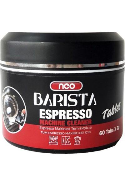 Neo Barista Espresso Makinesi Tablet Temizleyici 2 g