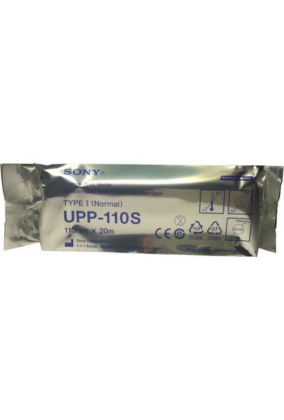 Sony UPP-110S Ultrason Printer Kağıdı 1 Kutu - 10 Rulo