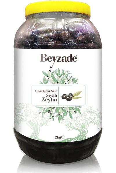 Beyzade El Yapımı Yuvarlama 2 kg Sele Zeytin