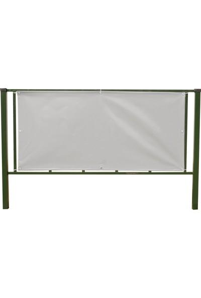 Pvc Polyester Balkon Brandasi (6 M x 65 Cm) 430GR M²